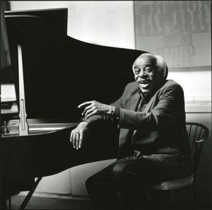 Barry Harris au Piano